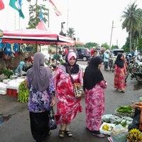 Photo taken at Pasar Pasir Mas by Zamrud Hazmee C. on 9/14/2012