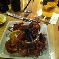 Photo taken at Sushi Zushi by Patrick K. on 10/17/2012