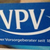 Photo taken at VPV Geschäftsstelle Berlin-Reinickendorf by Tino M. on 8/27/2013