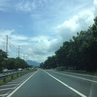 Photo taken at Slex Cabuyao Exit by Mia M. on 6/15/2013