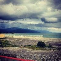 Снимок сделан в Нижнеимеретинская бухта пользователем Борис М. 6/13/2014