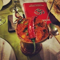 Photo taken at Ganesh Indian Restaurant by Борис М. on 3/31/2013