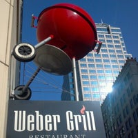 Photo taken at Weber Grill Restaurant by Timothy W. on 11/10/2012