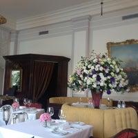 Photo taken at Cipriani Restaurante by Fernanda I. on 5/19/2013