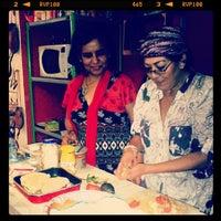 Photo taken at La Querencia café by Indira B. on 2/22/2014