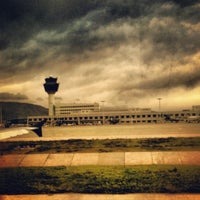 Photo taken at Athens International Airport Eleftherios Venizelos (ATH) by Andreas D. on 7/5/2013