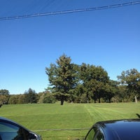 Photo taken at Gillette Ridge Golf Club by Cafecito A. on 10/13/2012