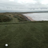 Photo taken at Ballybunion Golf Club by Rustin S. on 7/4/2014