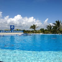Photo taken at Dolphin Maroma By Dolphin Discovery by Jesús R. on 10/5/2013