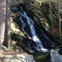 Photo taken at Buttermilk Falls by Rachel on 11/21/2015