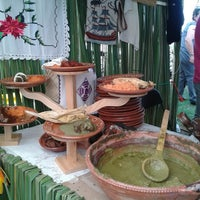 Photo taken at 10 Encuentro de Cocina Tradicional Michoacán by LaUra D. on 10/5/2013