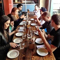 Photo taken at Chop Bar by Savor O. on 5/2/2013