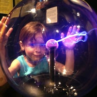 Photo taken at Science Center of Iowa by Jason S. on 7/6/2013