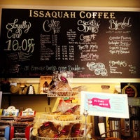 Photo taken at Issaquah Coffee Company by Monica R. on 10/9/2013