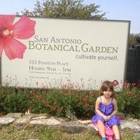 Photo taken at San Antonio Botanical Garden by 💜Heather G. on 3/23/2013