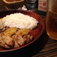 Photo taken at びっくりドンキー 竜ヶ崎店 by manami s. on 10/12/2012