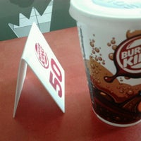 Photo taken at Burger King by Juan R G. on 10/3/2012