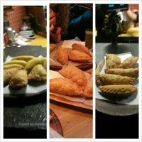 Photo taken at Empanadas Cafe by Vic D. on 12/16/2012