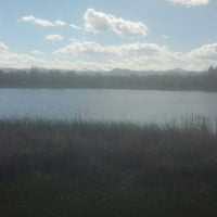 Photo taken at Huston Lake Park by Jeanie D. on 5/21/2013