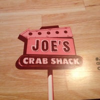 Photo taken at Joe's Crab Shack by Tommy B. on 5/29/2013