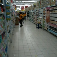 Photo taken at Carrefour by Rekho S. on 9/18/2012