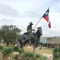 Photo taken at Texas Ranger Hall of Fame and Museum by GreatStoneFace on 11/13/2017