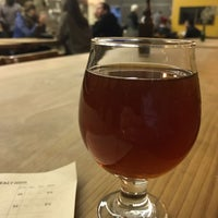 Photo taken at Cleophus Quealy Beer Company by Andy M. on 2/24/2017