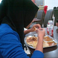 Photo taken at Restoran Nasi Kandar Haji Tapah by AnjeRokiahJaafar on 10/9/2012