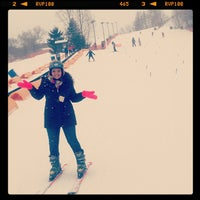 Photo taken at Chicopee Ski & Summer Resort by Alessandra O. on 1/25/2013