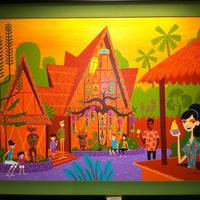 Photo taken at The Disney Gallery by David N. on 7/14/2013