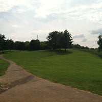 Photo taken at Blue Hills Golf Course by Ashley R. on 7/21/2013