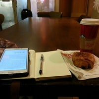 Photo taken at Starbucks by Victoria A. on 12/2/2014