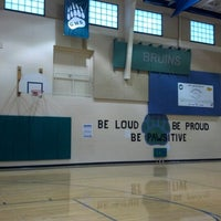 Photo taken at Greenacres Middle School by Amy L. on 9/14/2012