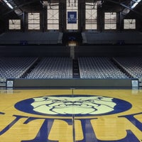 Photo taken at Hinkle Fieldhouse by Steven on 12/6/2012
