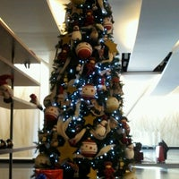 Photo taken at Sheraton Milan Malpensa Airport Hotel & Conference Centre by Claudia F. on 12/1/2012