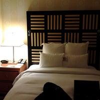Photo taken at Renaissance Washington, DC Dupont Circle Hotel by Waseem A. on 3/9/2013