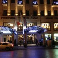Снимок сделан в Corinthia Hotel St.Petersburg пользователем Клим Б. 1/16/2013