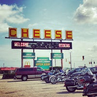 Photo taken at The Brat Stop by The Local Tourist on 9/1/2013