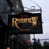 Photo taken at Riverview Tavern by The Local Tourist on 7/31/2013