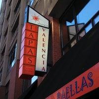 Photo taken at Tapas Valencia by The Local Tourist on 7/10/2013