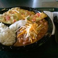 Photo taken at Cilantro Always Fresh Mexican Grill by Miren G. on 3/25/2014