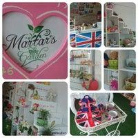 Photo taken at Martar's Garden ( garden And Tea ☕ Time Shop) by Nattapong B. on 7/13/2014