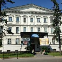 Das Foto wurde bei Нижегородский государственный художественный музей von Nadezhda K. am 6/9/2013 aufgenommen