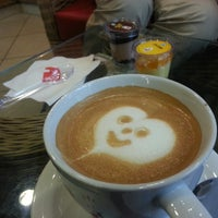 Photo taken at Cafe Coffee Day by AJ S. on 4/11/2013