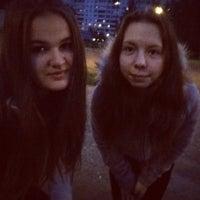 Photo taken at Двор Школы #83 by Таня on 8/28/2013