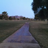 Photo taken at Boulder City Municipal Golf Course by Tony H. on 1/12/2014