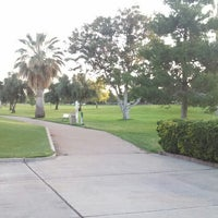 Photo taken at Boulder City Municipal Golf Course by Tony H. on 5/25/2014