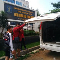 Photo taken at Kantor Imigrasi Kelas I Bandar Lampung by Ahmad S. on 5/23/2014