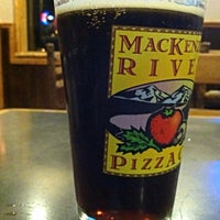 Photo taken at MacKenzie River Pizza Co. by Shawn M. on 11/19/2013