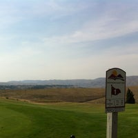 Photo taken at Bryden Canyon Golf Course by Heather D. on 8/8/2013
